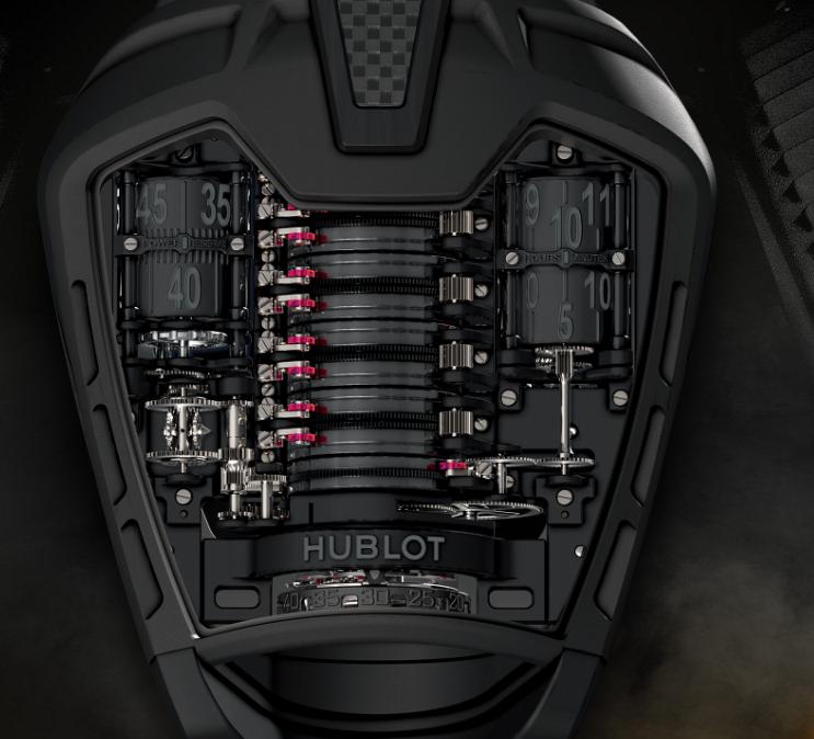 Hublot-MP-Black-Replica