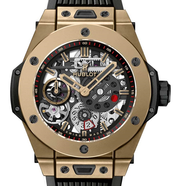 Hublot-Big-Bang-Magic-Gold-Cases-Replica