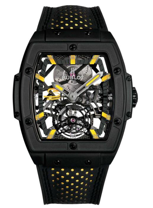 The strong Hublot watches knockoff have delicate designs and cool styles.