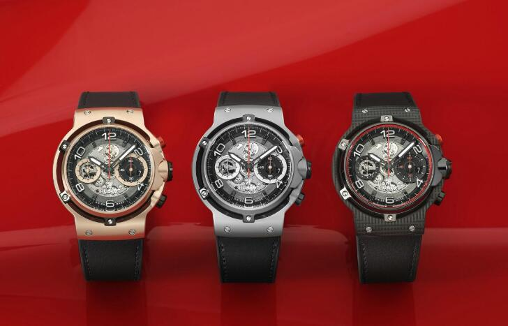 The watch brand offers three different versions for the watch lovers.