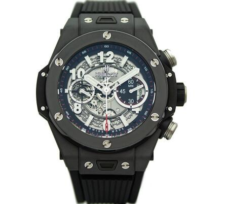 The Hublot Big Bang is innovative and with mechanical aesthetics.